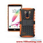 เคสมือถือ Case LG G4 Stylus เคสพลาสติกกันกระแทกรุ่นขอบสี แบบที่7