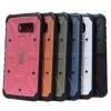 (057-006)เคสมือถือซัมซุง Case Samsung S6 edge plus เคสนิ่มพื้นหลังพลาสติกกันกระแทกสไตล์ UAG