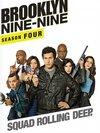 Brooklyn Nine Nine Season 4 (บรรยายไทย 3 แผ่นจบ + แถมปกฟรี)
