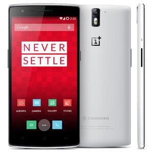 สินค้า Pre Order : OnePlus One 16GB สีขาว (A0001)