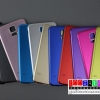 (353-042)เคสมือถือซัมซุงกาแล็คซี่เอส 5 Samsung Galaxy Case ฝาครอบหลังโลหะบาง