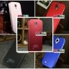 (353-047)เคสมือถือซัมซุงกาแล็คซี่เอส 4 Samsung Galaxy เคสโลหะสไตล์นักธุรกิจ