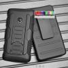 (002-013)เคสมือถือโนเกีย lumia 520 เคสกันกระแทกแบบเหน็บเอว