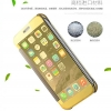 (390-023)เคสมือถือไอโฟน case iphone 5/5s/SE เคสพลาสติกแข็งใสแววสะท้อนสไตล์ Clear View Cover