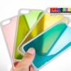 (297-015)เคสมือถือไอโฟน 4/4s Case iPhone เคสพลาสติกของเหลวเรืองแสง