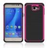 (002-185)เคสมือถือซัมซุง Case Samsung J5 Prime/On5(2016) เคสกันกระแทกขอบสี