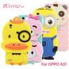 (412-037)เคสมือถือออปโป้ OPPO Mirror 5 เคสนิ่มการ์ตูน 3D น่ารักๆ