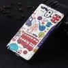 (พร้อมส่ง)เคสมือถือซัมซุงโน๊ต Case Note3 เคสนิ่มขอบดำพื้นหลังลายกราฟฟิค 3D