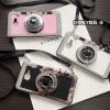 (541-002)เคสมือถือซัมซุง Case Samsung A5 (2016) เคสนิ่มชุบแวว 3D สไตล์กล้องถ่ายรูปยอดฮิต