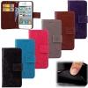 (472-004)เคสมือถือไอโฟน 4/4s Case iPhone เคสนิ่มสไตล์สมุดเปิดข้างลายดอกไม้สไตล์วินเทจแอบสแตกอาร์ต