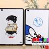 (008-007)เคส iPad mini1/2/3 เคสนิ่มพื้นหลังลายการ์ตูนน่ารักๆสไตล์ iface