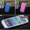 (005-020)เคสมือถือซัมซุง Samsung Galaxy S3 เคสพลาสติกชุบประดับเพชร