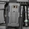 (002-160)เคสมือถือซัมซุง Case Samsung Galaxy Note7 เคสสไตล์แอดเวนเจอร์กันกระแทกแบบพกพาเหน็บเอว