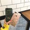 (513-112)เคสมือถือไอโฟน Case iPhone 7 เคสนิ่มใสอีพ็อกซี่ LOVE