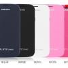 (152-125)เคสมือถือ Galaxy Grand แกรนด์ I9082 เคสฝาพับแบบถอดฝาหลัง