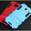 (439-012)เคสมือถือซัมซุง Case Samsung A7 (2016) เคสขอบนิ่มพื้นหลังเกราะ IRONMAN