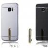 (436-042)เคสมือถือซัมซุง Case Samsung Galaxy S7 เคสนิ่มใสอะคริลิคพื้นหลังแวว