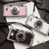 (496-001)เคสมือถือซัมซุง Case Samsung A5 (2016) เคสนิ่ม 3D กล้องถ่ายรูปยอดฮิต