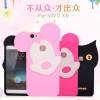 (013-019)เคสมือถือวีโว Vivo X6 เคสนิ่มตัวการ์ตูน 3D CoCo