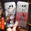 (534-003)เคสมือถือซัมซุง Case Samsung S7 เคสนิ่มลาย 3D น่ารักๆ สไตล์เกาหลี