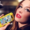 (353-150)เคสมือถือไอโฟน Case iPhone5C เคสกันน้ำกระแทกสไตล์ Adventure Love Mei