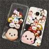 (291-012)เคสมือถือซัมซุง Case Samsung S7 Edge เคสนิ่มบางใสการ์ตูนดิสนีย์