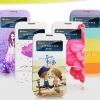 (399-008)เคสมือถือ Samsung Galaxy Note2 เคสพลาสติกพื้นผิวลายเส้นสวยๆลายน่ารักๆโชว์หน้าจอ