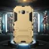 (394-011)เคสมือถือซัมซุง Case Samsung Galaxy J3 เคสนิ่มกันกระแทกสองชิ้นประกบสไตล์ Iron Man