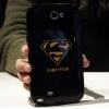 (พร้อมส่ง)เคสมือถือ Samsung Galaxy Note2 เคสนิ่มขอบสีพื้นหลังลายสวยๆน่ารักๆ