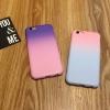 (483-005)เคสมือถือไอโฟน case iphone 6Plus/6S Plus เคสพลาสติกขอบนิ่ม Frosted soft-shell