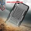 (002-093)เคสมือถือ Case HTC Desire 626 เคสกันกระแทกขอบสีรุ่นเหน็บเอว
