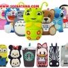 (006-012)เคสมือถือไอโฟน 4/4s Case iPhone เคสนิ่มการ์ตูน 3D น่ารักๆ