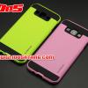 (413-006)เคสมือถือซัมซุง Case Samsung Galaxy On5 เคสนิ่มพื้นหลังพลาสติกทูโทนสุดสวย