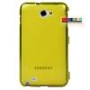 (พร้อมส่ง)เคสมือถือซัมซุง Samsung Galaxy Note1 เคสฝาพับใสแบบนิ่ม Flip Cover