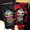 (561-007)เคสมือถือไอโฟน Case iPhone 7 เคสลาย PANDA LIKE PUNK