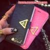 (391-080)เคสมือถือไอโฟน 4/4s Case iPhone เคสพลาสติกสไตล์สมุดเปิดข้างมันเงา Leiers Eternal