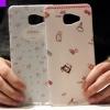 (440-027)เคสมือถือซัมซุง Case Samsung A7 (2016) เคสนิ่มพื้นหลังลายสวยๆน่ารักๆ