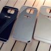 (434-002)เคสมือถือซัมซุง Case Samsung S6 edge เคสนิ่มใสพื้นหลังอะคริลิคเงาคล้ายกระจก