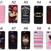 (436-150)เคสมือถือไอโฟน Case iPhone 7 Plus เคสนิ่มขอบใสพื้นหลังลายการ์ตูนยอดฮิตแนวๆ