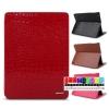 (215-052)เคส iPad mini1/2 เคสลาย crocodile pattern