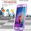 (395-018)เคสมือถือซัมซุง Case Samsung S6 edge plus เคสนิ่มใสสไตล์ฝาพับรุ่นพิเศษกันกระแทกกันรอยขีดข่วน