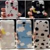 (440-009)เคสมือถือซัมซุง Case S5 เคสนิ่มพื้นหลังลายสวยๆน่ารักๆ