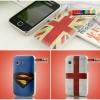 (024-009)เคสมือถือ Samsung Galaxy Y S5360 เคสพลาสติกโปร่งใสลายการ์ตูน
