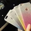 (436-018)เคสมือถือไอโฟน case iphone 5/5s เคสนิ่มทูโทน Glitter