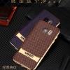 (395-052)เคสมือถือซัมซุง Case Samsung Galaxy S7 เคสนิ่มสไตล์คลาสสิคขอบชุบแวว