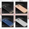 (025-485)เคสมือถือไอโฟน Case Samsung S8+ เคสพลาสติกสไตล์แฟชั่นขอบทอง