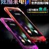 (502-021)เคสมือถือ Case Huawei P8 Lite เคสนิ่มใสสะท้อนแสงแฟลช