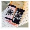 (178-004)เคสมือถือวีโว Vivo X6 Plus เคสอะคริลิคลายกล้องถ่ายรูปพร้อมสายห้อย