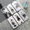 (025-458)เคสมือถือวีโว Vivo X6 เคสขอบนิ่มลายหญิงชายแนวๆ