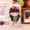 (341-001)เคสมือถือซัมซุงกาแล็คซี่ S Duos2 Case ลายการ์ตูนสวยๆน่ารักๆ